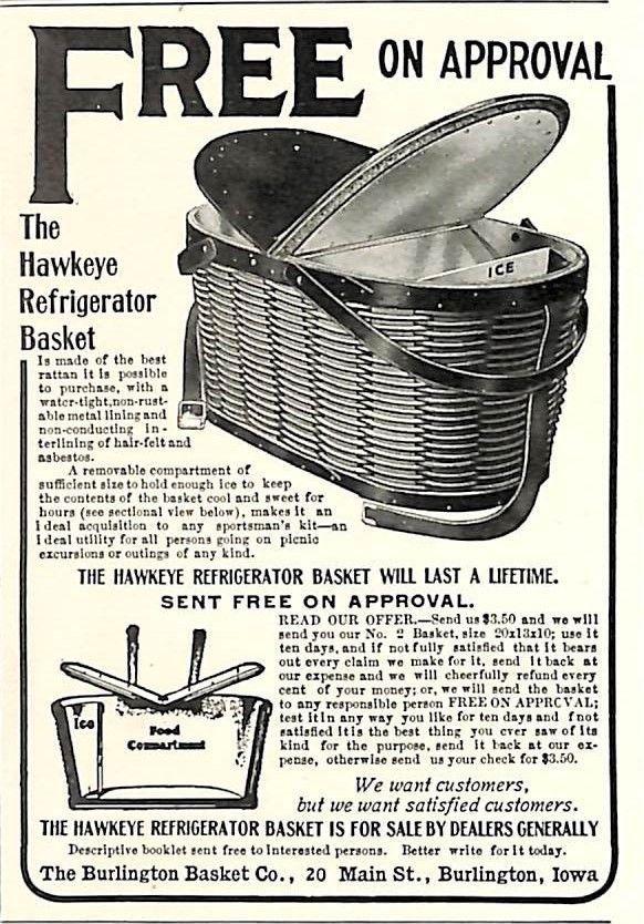 The hawkeye burlington iowa