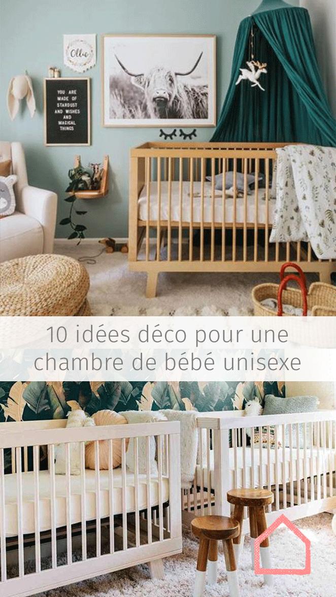 10 Idees Deco Pour Une Chambre De Bebe Unisexe Home Decor Cribs