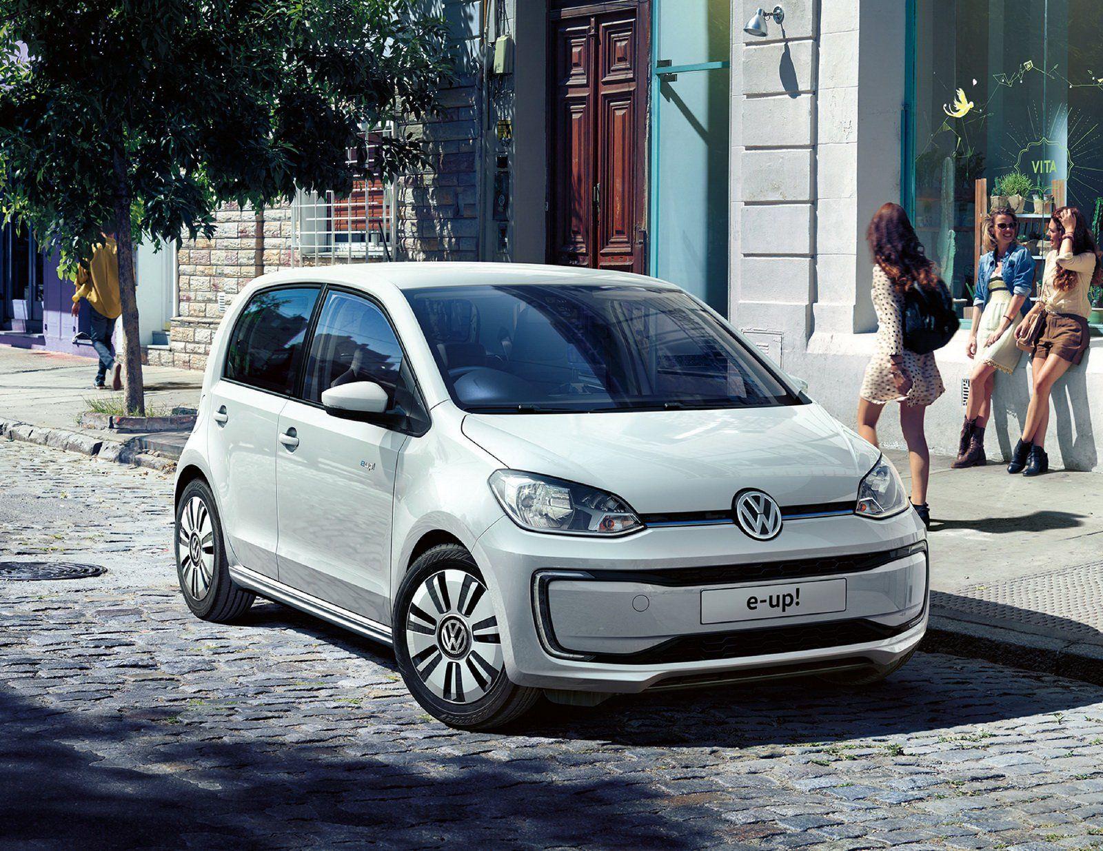 2020 Volkswagen E Up Longer Range Confirmed Volkswagen Cars Uk