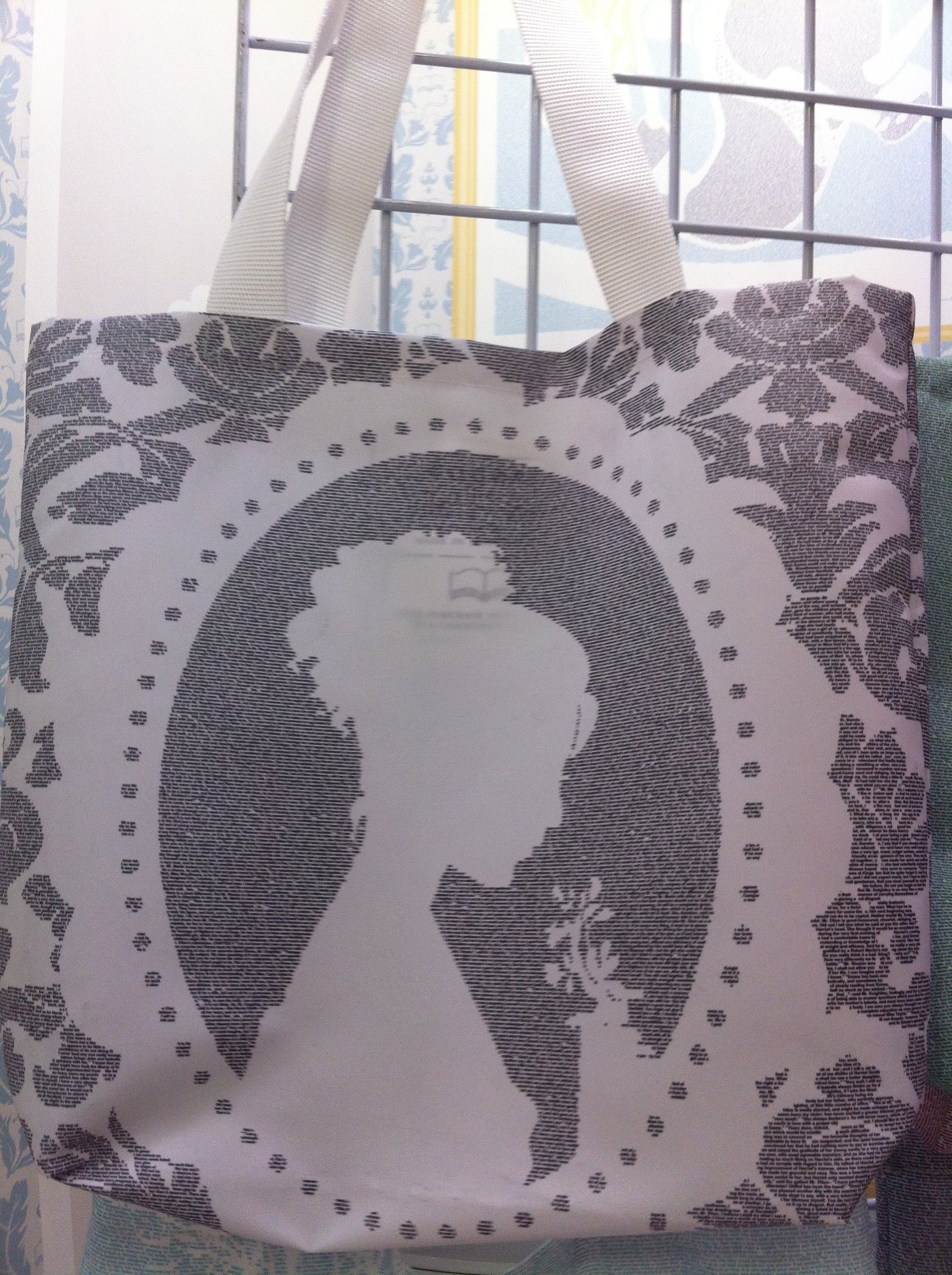 Jane Austen Tote - very cute.