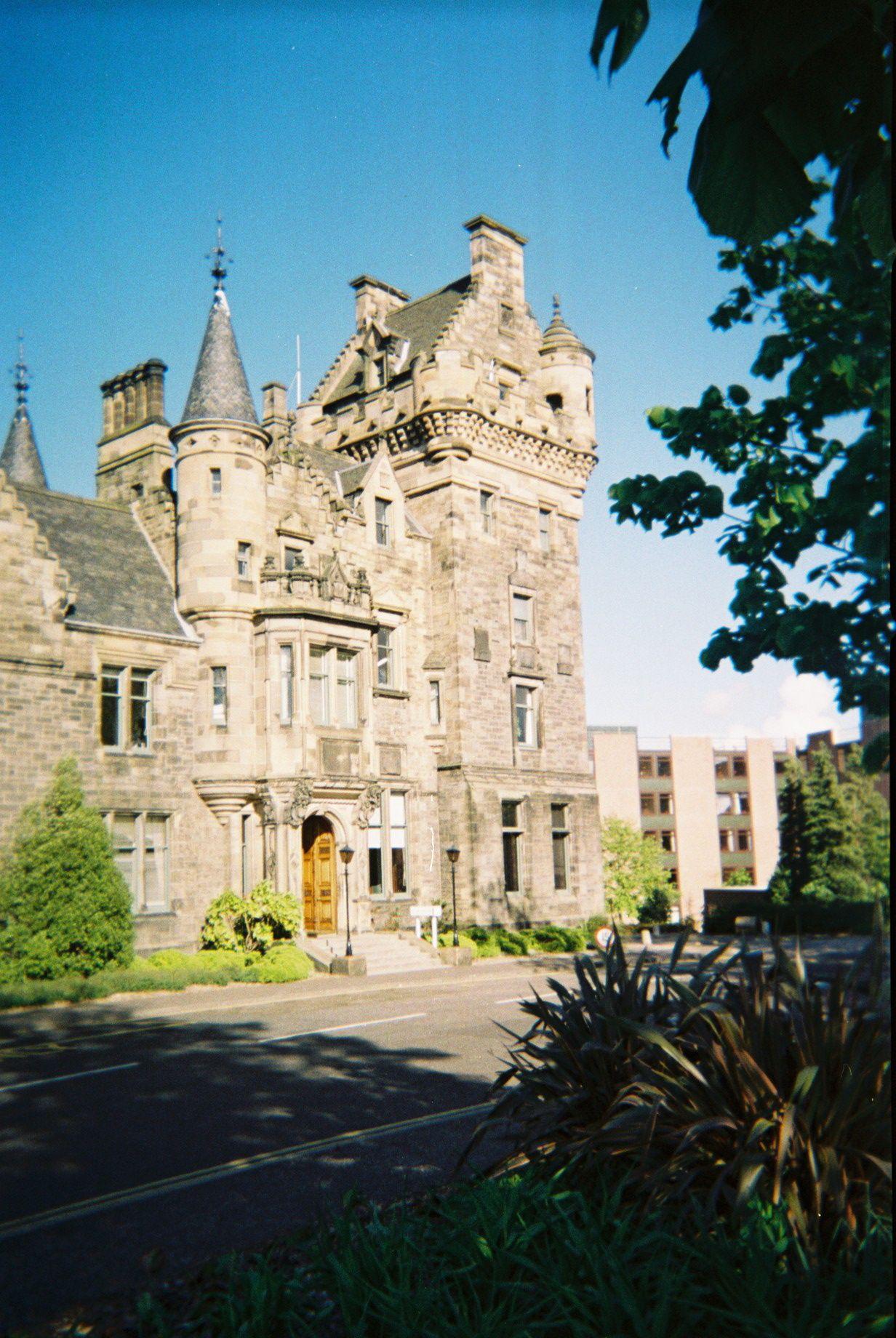 St Leonard S Hall Pollock Halls Of Residence Edinburgh