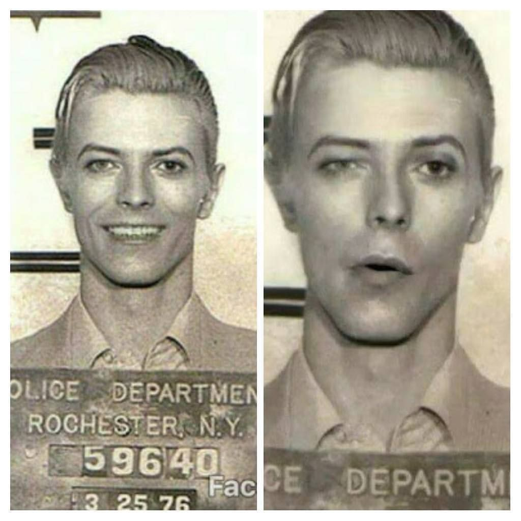Best  Mugshot  EVER  (Along with Marilyn Manson's of course