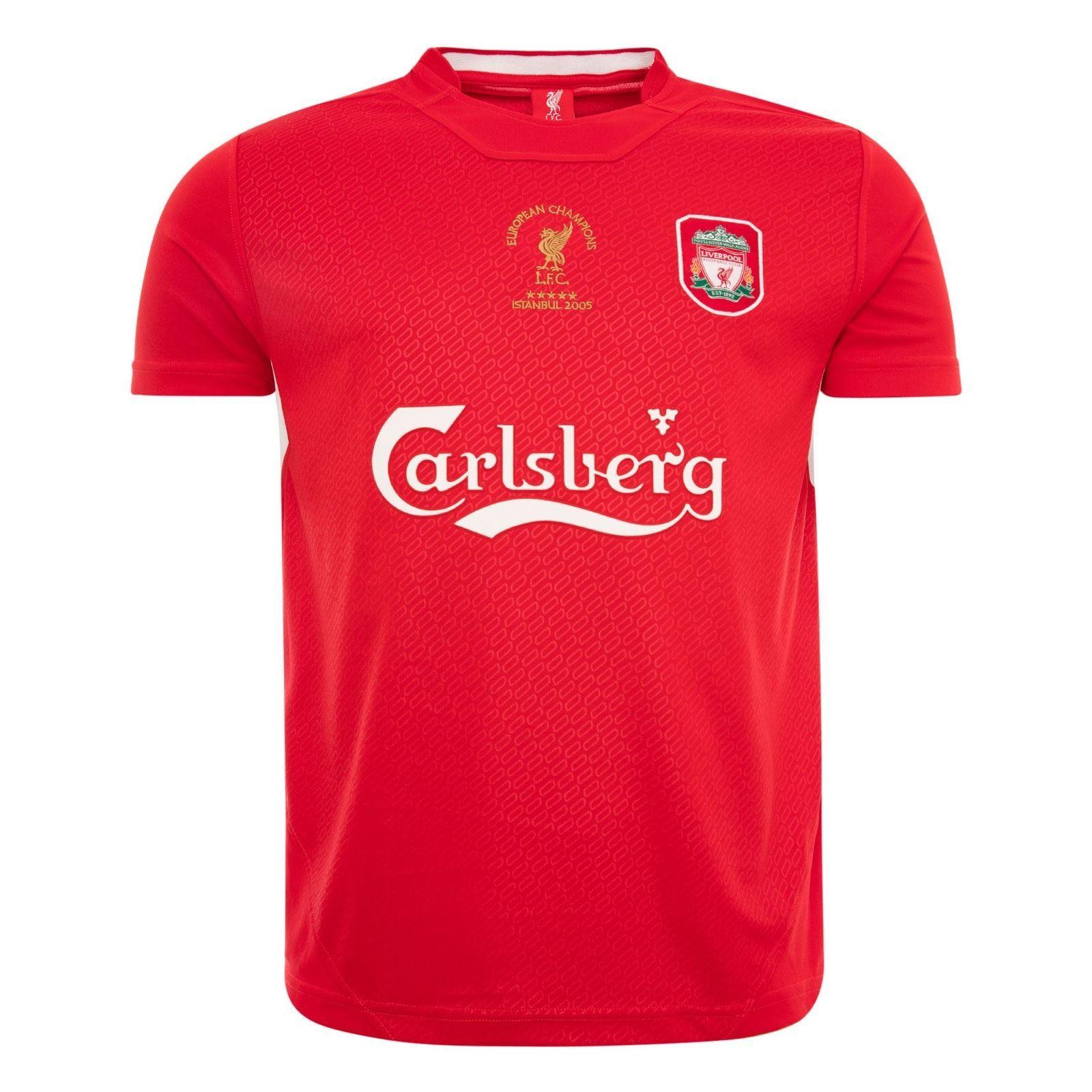 Liverpool FC T-Shirts  eBay Clothes bbaeea19f