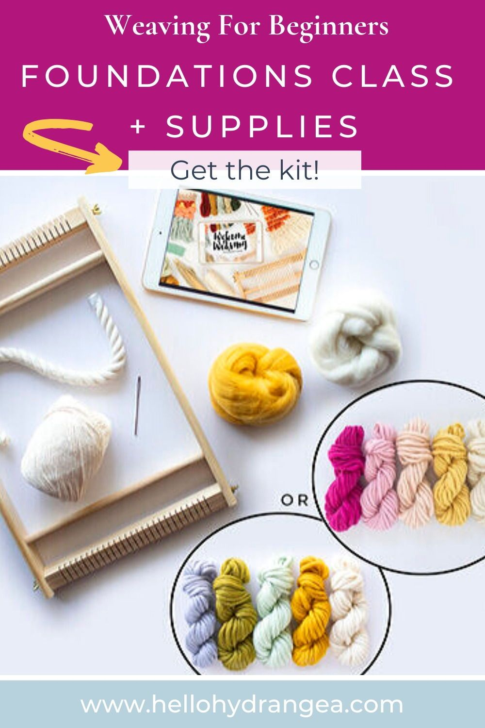 Boye Learn to Loom Knit Arts and Crafts Kit with Four Projects and Supplies