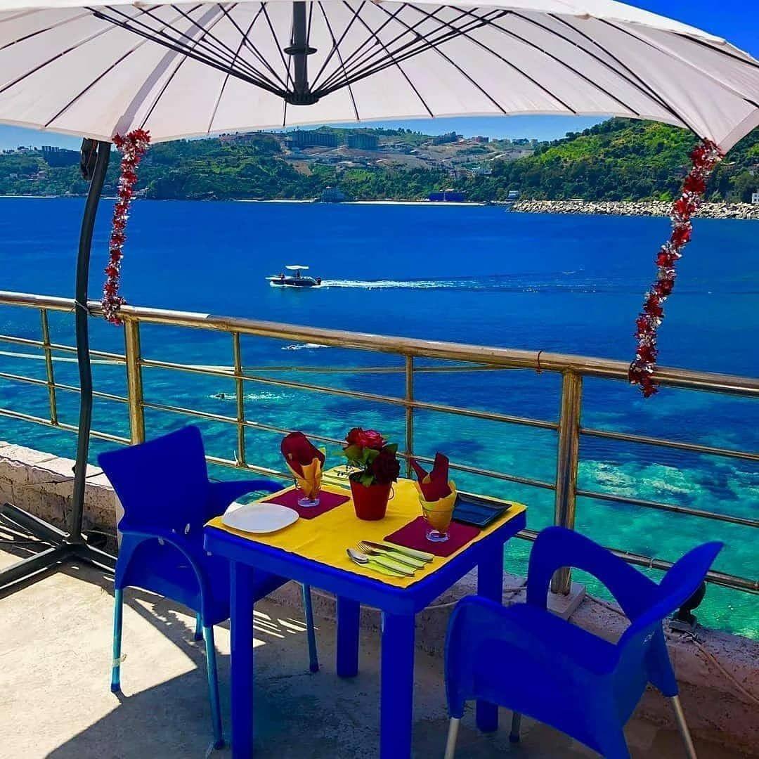 Welcome To Algeria On Instagram Good Morning Skikda Louiza Restaurant صباح الخير Patio Umbrella Patio Outdoor