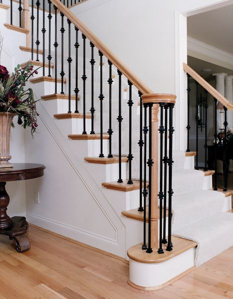 Great Iron Balusters LJ Smith