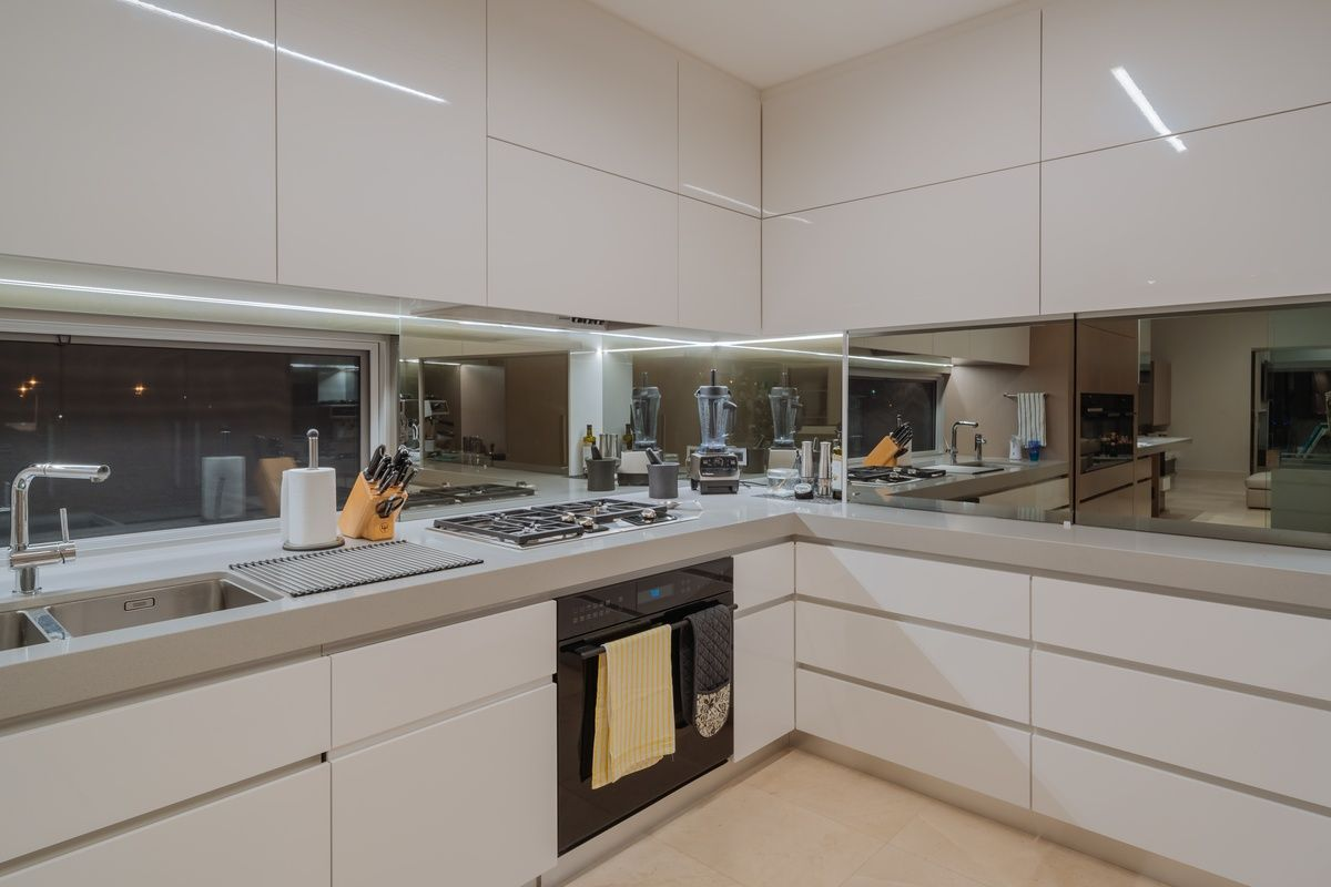 Kitchen Appliances Perth Striking Kitchen With Commercial Grade Appliances By Perth Custom