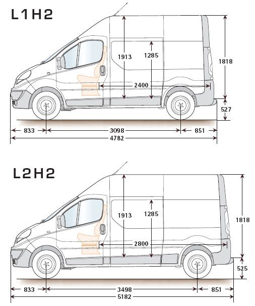 trafic fourgon h2 camion pinterest campingbus wohnmobil und transporter. Black Bedroom Furniture Sets. Home Design Ideas