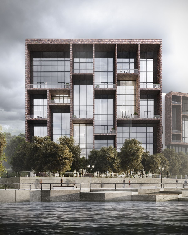 Apartment Complexes: Apartment Complex 2.0 On Behance