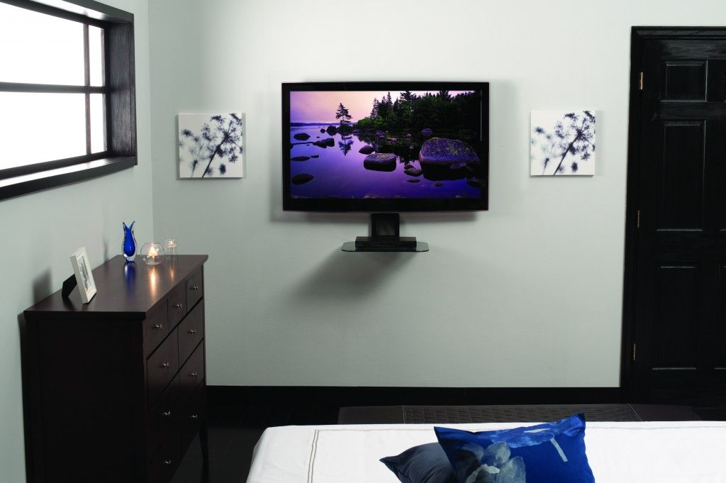 Pin By Sanus On Small Rooms Big Potential Flat Screen Wall
