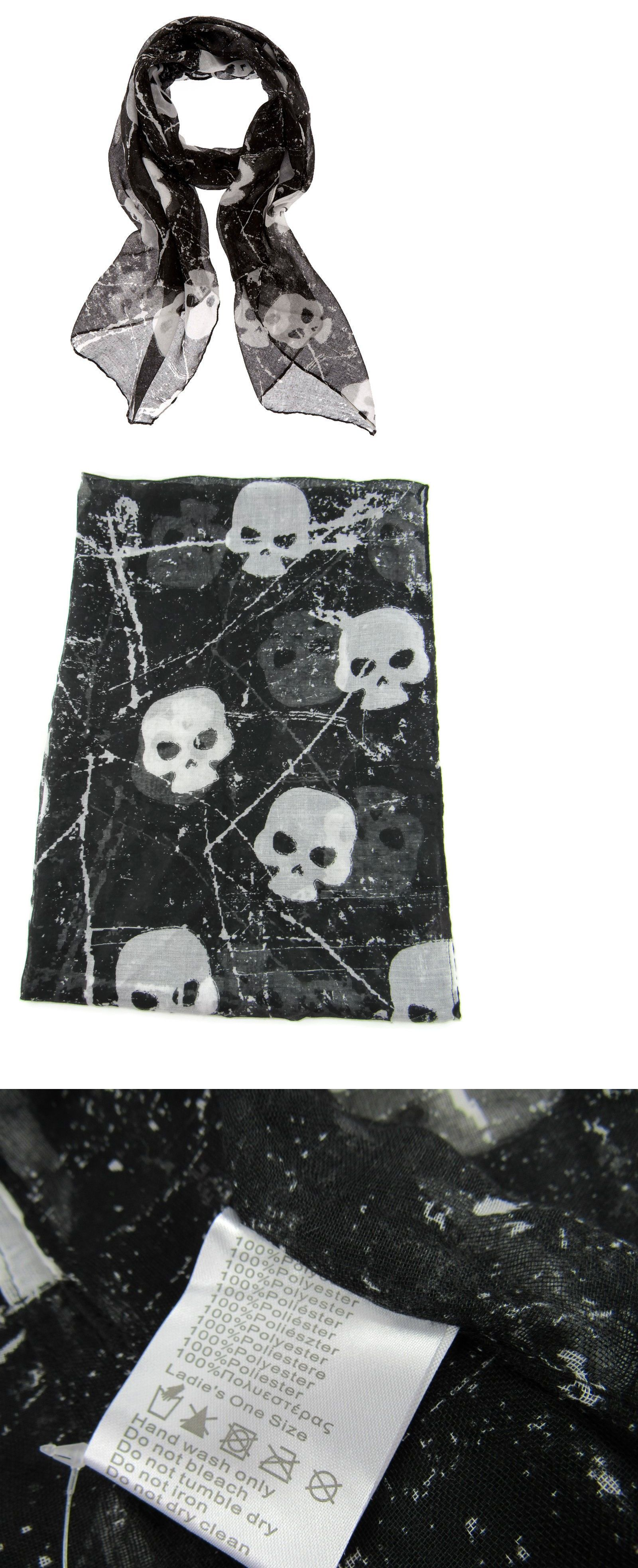boas scarves and leis 175643: claire s halloween women s ghoulish