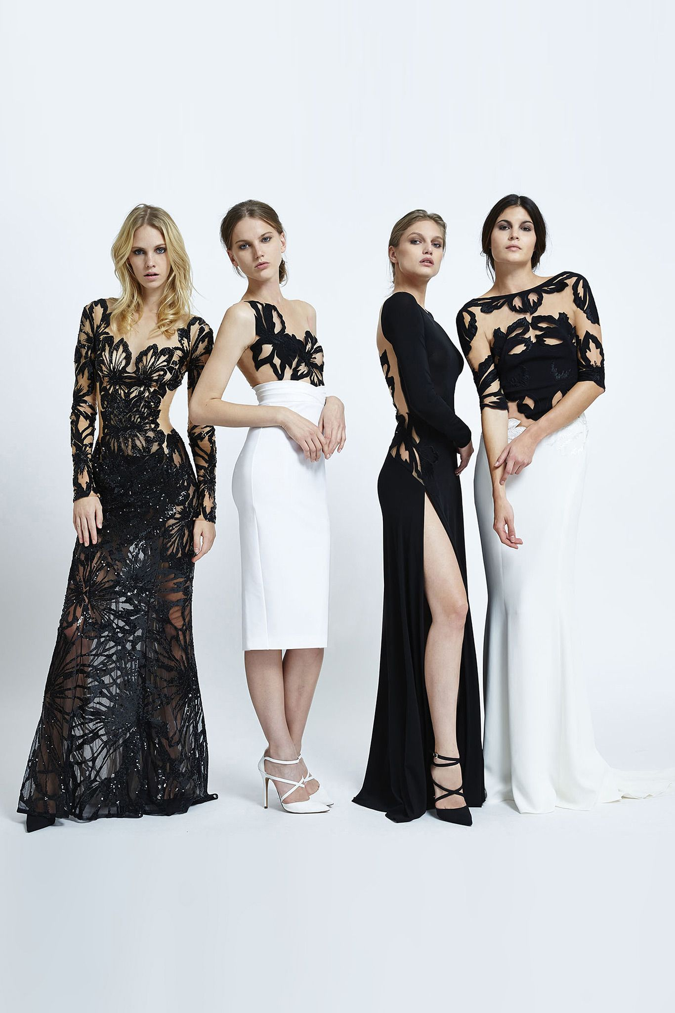 This is on a whole other level of style and art!!!! Spring 2015 Ready-to-Wear - Zuhair Murad