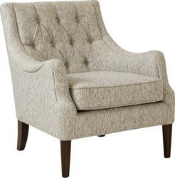 Best Parknoll Gray Accent Chair Accent Chairs Swivel Dining 640 x 480