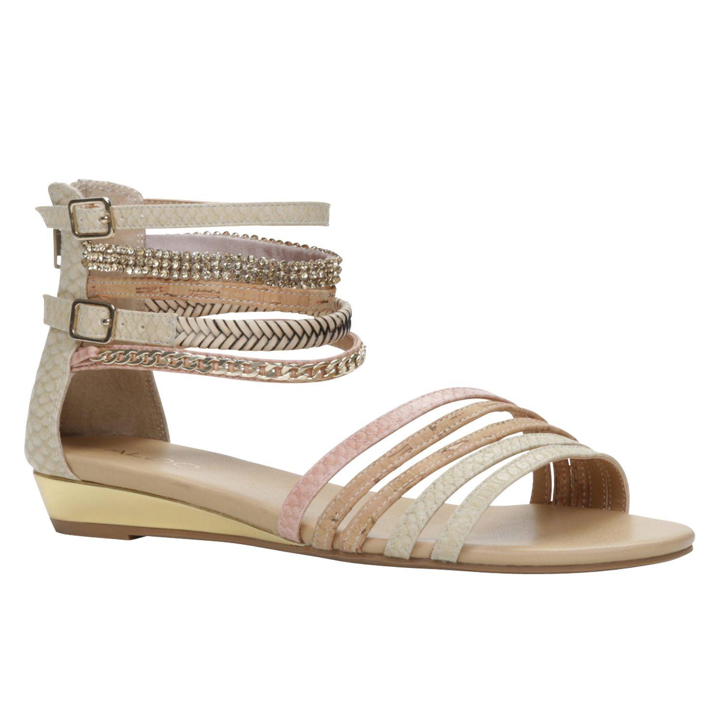 Bridal Shoes Aldo: Women's Flats Sandals For Sale At