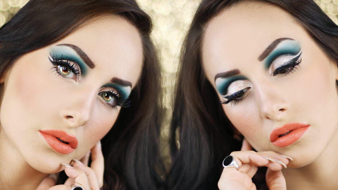 MODERN CLEOPATRA ● Halloween/Artistic Make-up