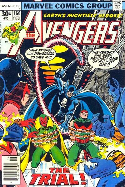 The Grim Reaper by George Perez