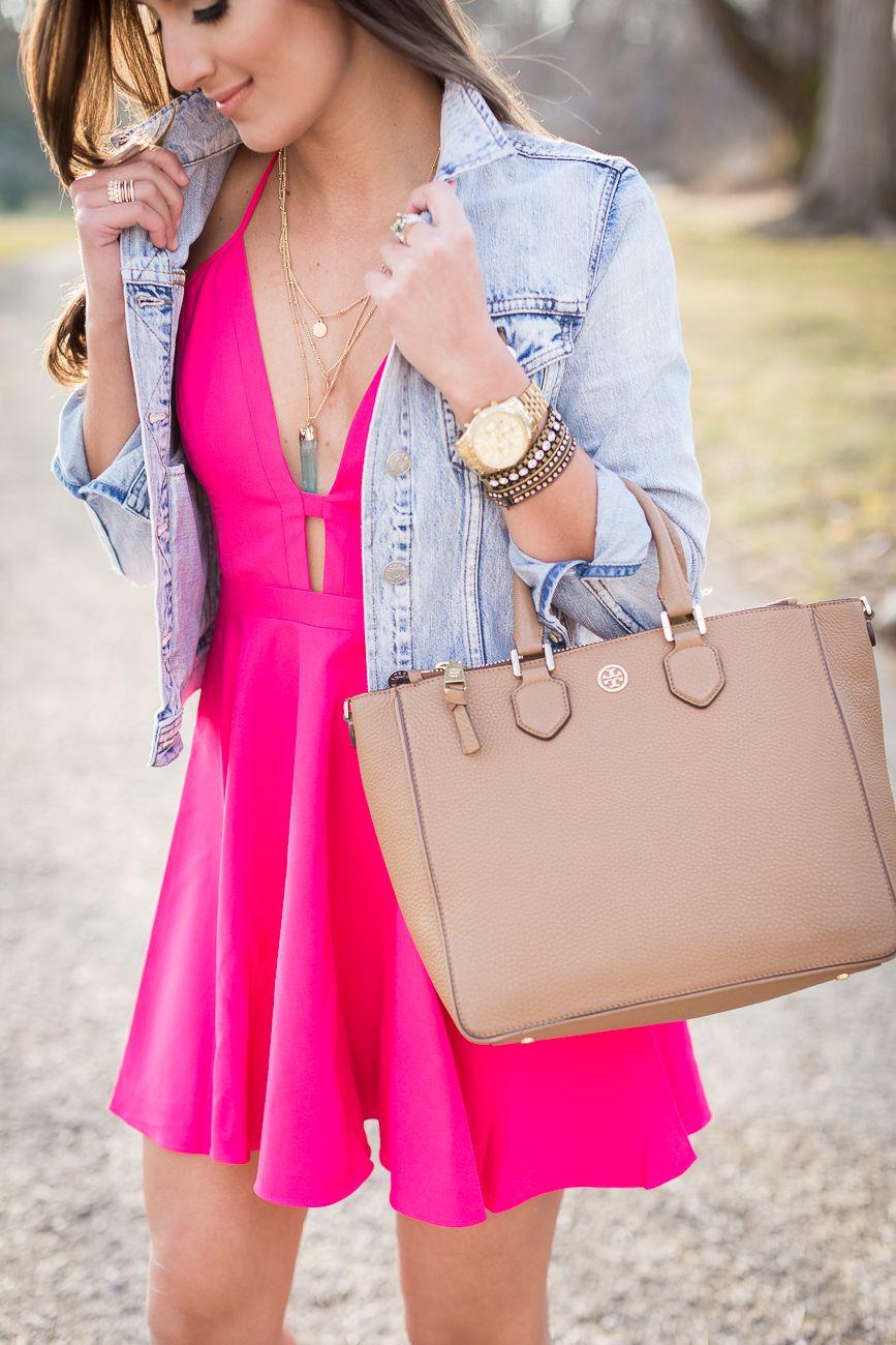 Pink Skater Dress | Ropa casual, Vestidos cortos y Invierno