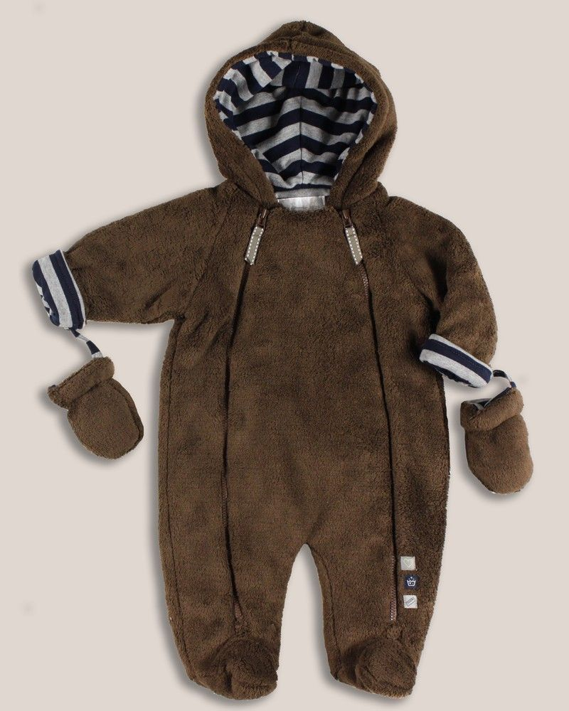 b176372b5 Fur Baby Snowsuit / Pramsuit- Brown - Baby Pram Suits / Snow suits - View  by Product - Newborn Essentials