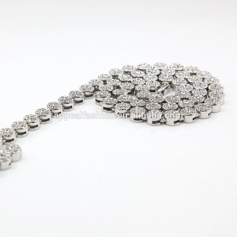 sterling cable chain strong flat plated unfinished gold chains bulk silver sold per wholesale foot