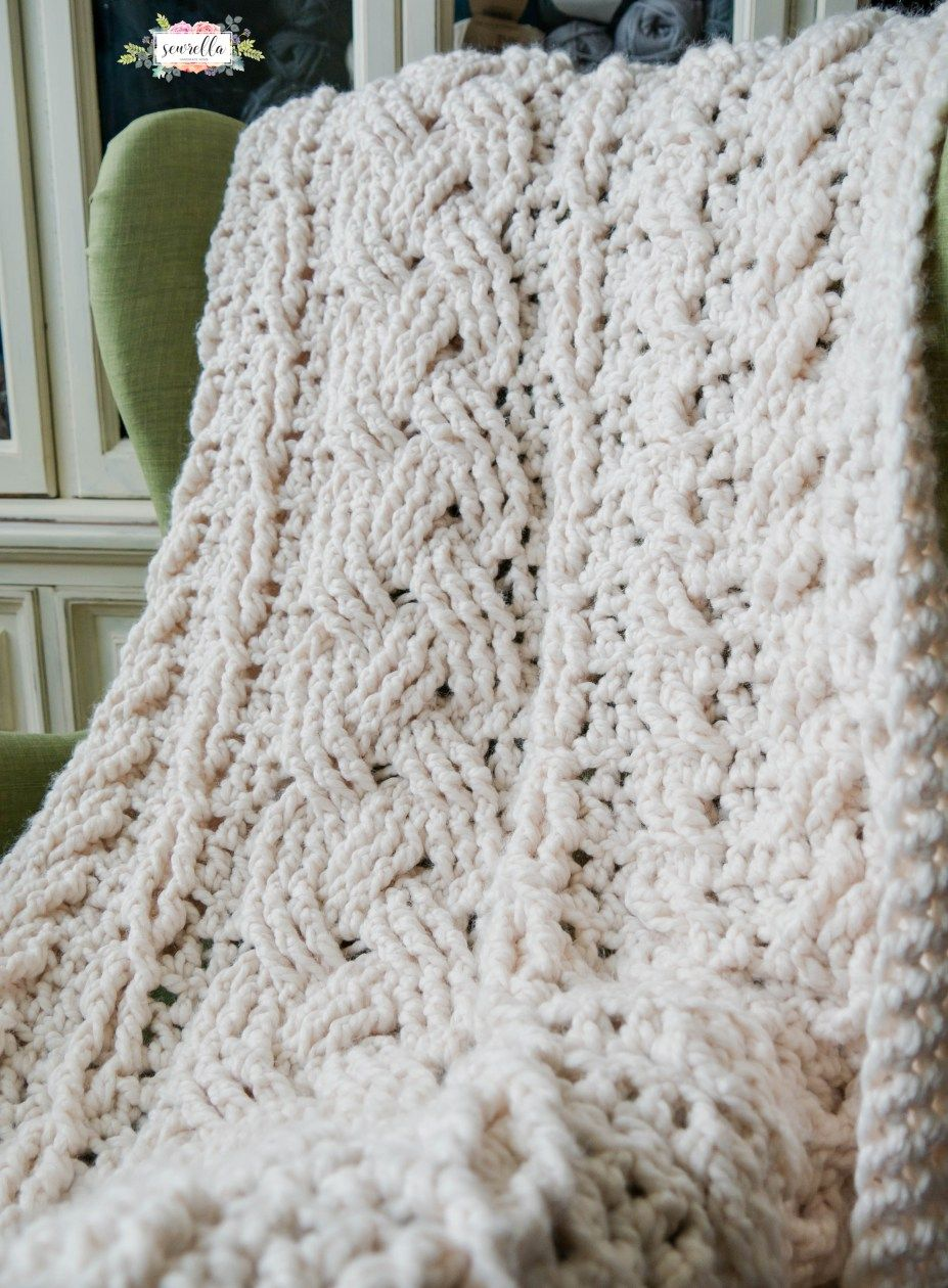 Crochet Heirloom Cabled Throw | Beautiful crochet, Toot and Horn