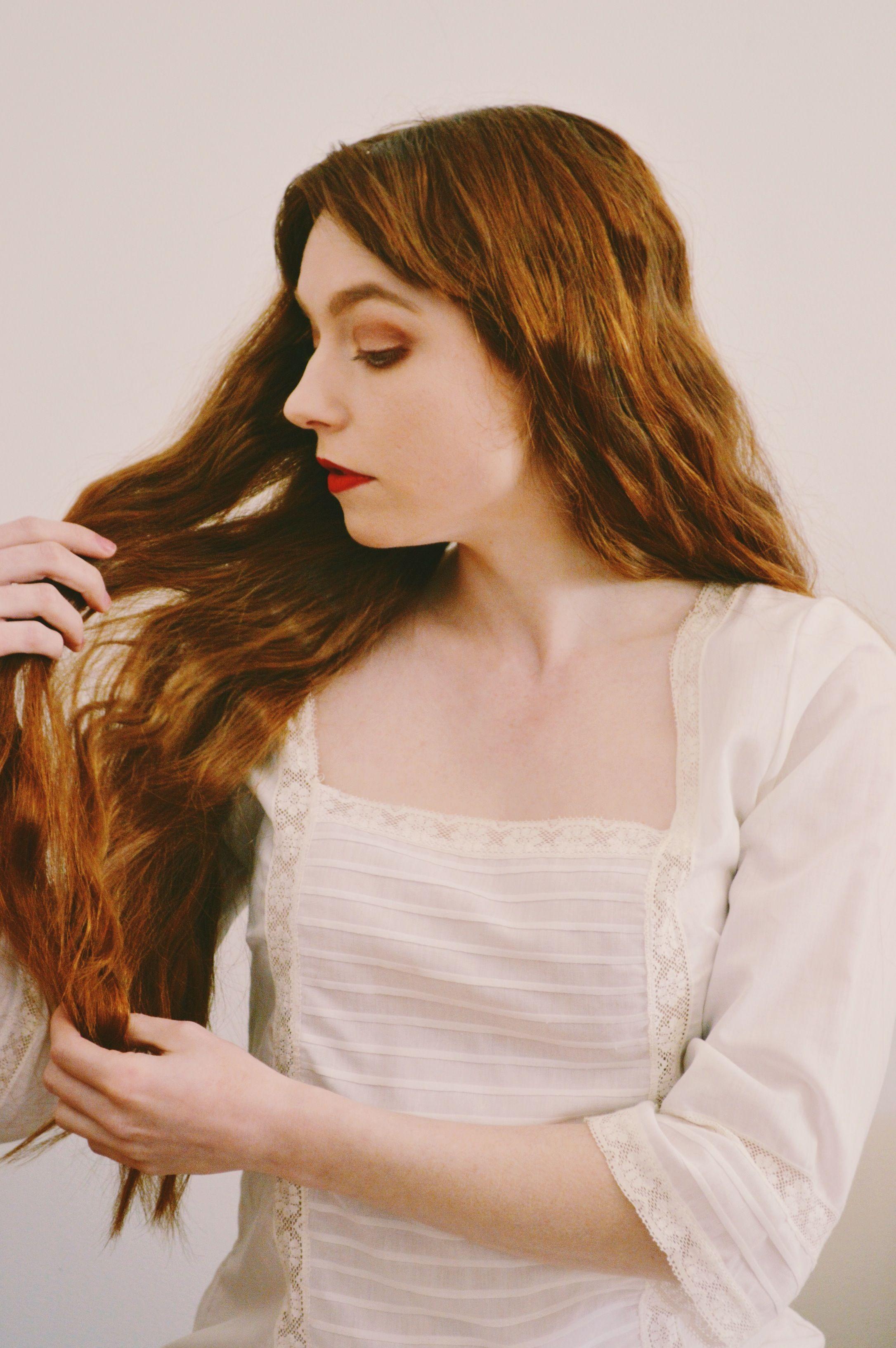 Beauty / PreRaphaelite Hair & Makeup Hair beauty