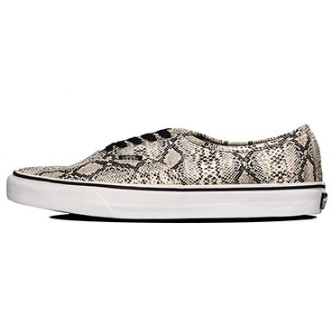 Vans Authentic Snakeskin Fall 2013  698c236e8a