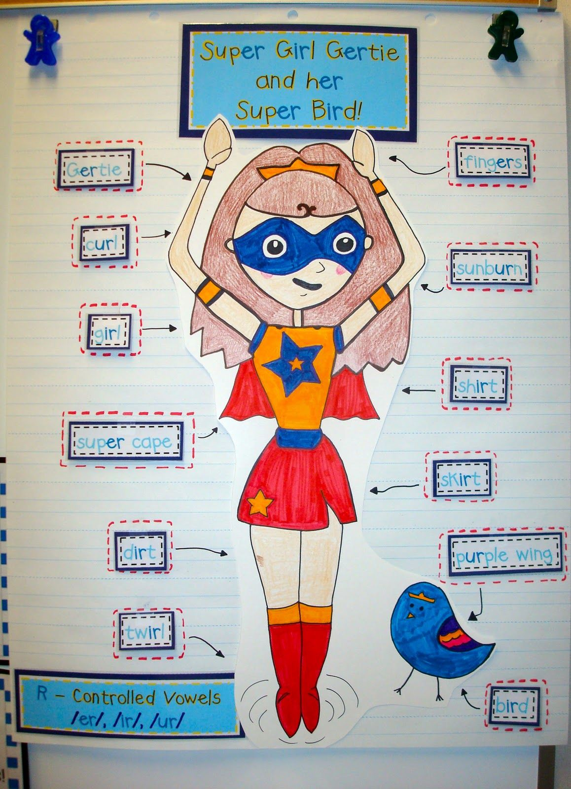 It S Literacy Week Florida And A Little Super Girl