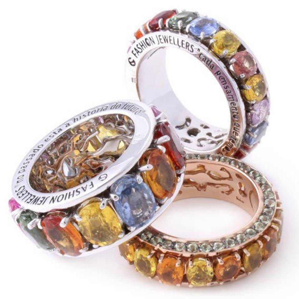 collection Gil Sousa rings