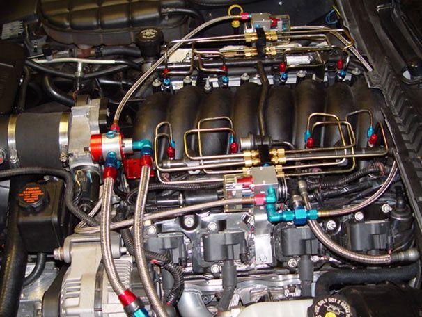 Corvette Nitrous Oxide System | High Octane | Performance ...