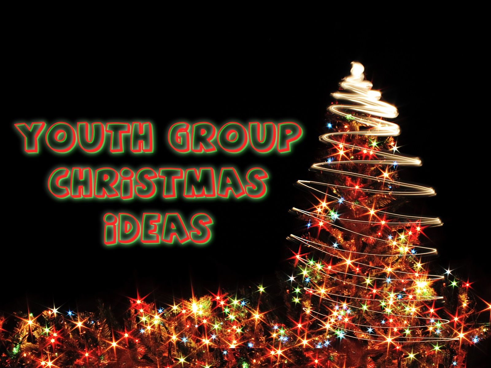Youth Group Christmas Ideas Christmas Youth Group Youth Group Group Christmas Ideas