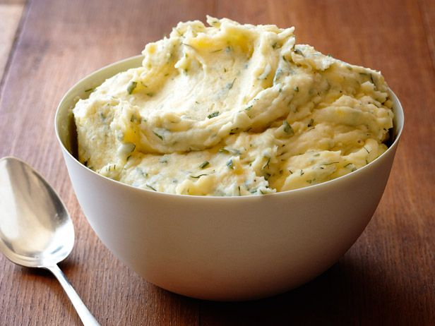 Mix & Match Mashed Potatoes tutorial from #FNMag for #FNThanksgiving