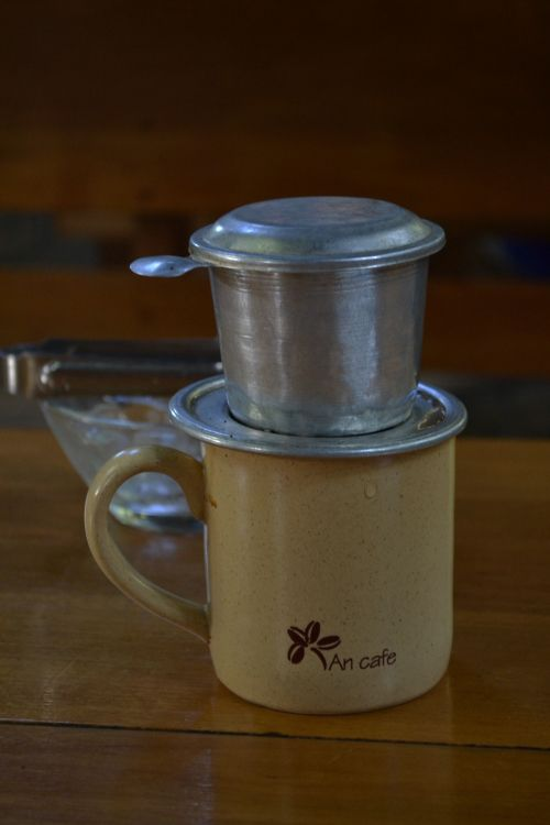 cup of vietnamese coffee,Cafe AN, , Nha Trung,Le Dai Hanh 40 #coffeeshops