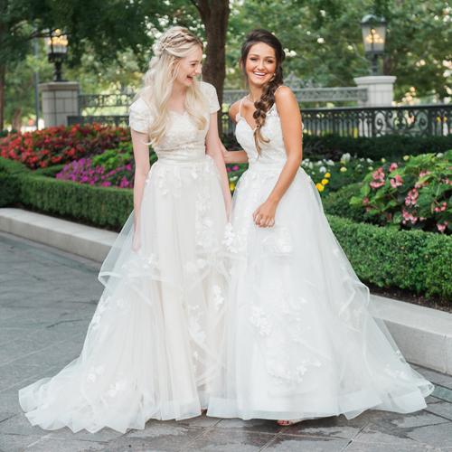 Modest Wedding Dresses, Wedding