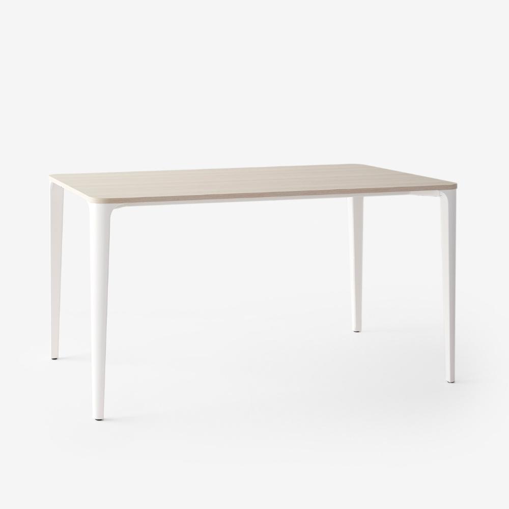 Nene White Table White Table White Side Chair Furniture Maker
