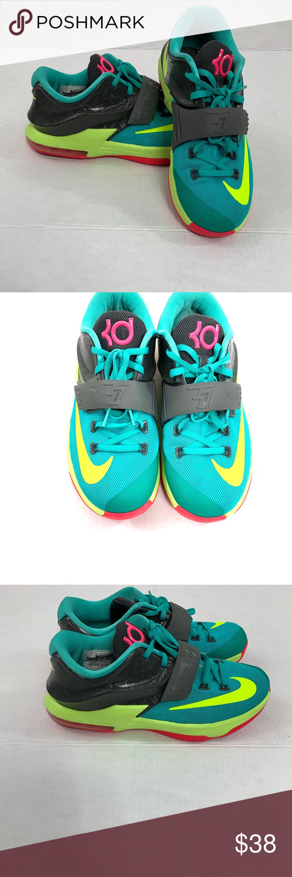 Nike KD Vll 7 GS Youth boys shoes Nike KD VII 7 GS Youth