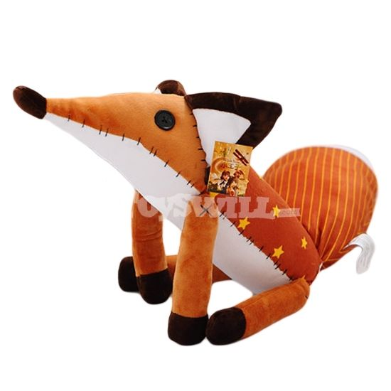 Super Cute Fox Plush Toys For Soft The Little Prince Stuffed Animal