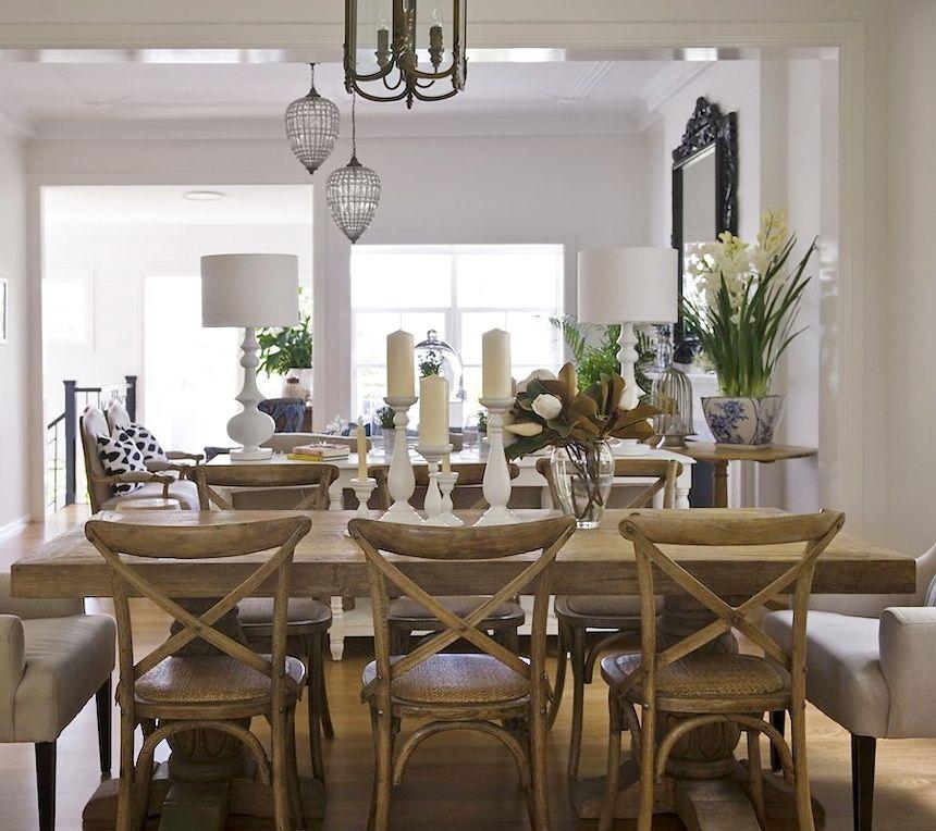 Una Casa Al Estilo Hamptons /Hamptons Style House