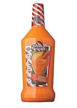Tgi Friday S Orange Dream Orange Dream Orange Drinks Tgi Fridays