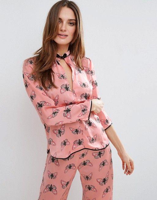 b9188ee198 Discover Fashion Online Satin Pyjama Set