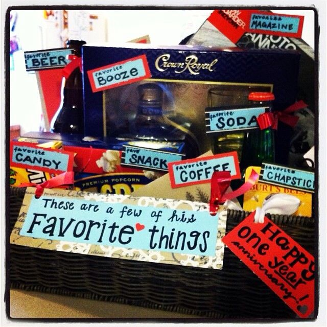 anniversary gift idea for him he loved it crafty pinterest