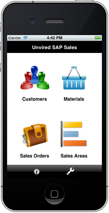 Unvired Enterprise Mobility | Unvired Sales for SAP ERP