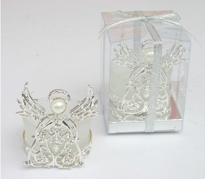 Aliexpress.com : Buy Free shipping Baptism supplies lovely Imitate diamond angel candle holder birthday gift Valentines gift wedding gift houseware from Reliable candle  holder suppliers on FEIS Brand Wedding Favor WholesaleCustomizing Store $680.00