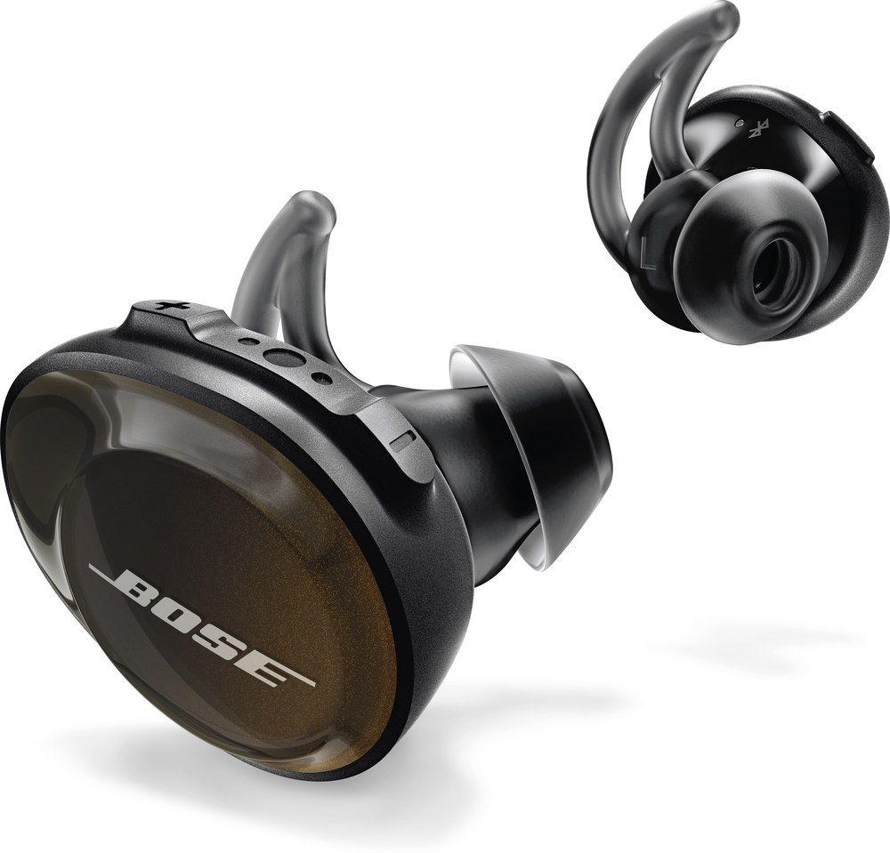 Bose® SoundSport® Free wireless headphones (Triple Black