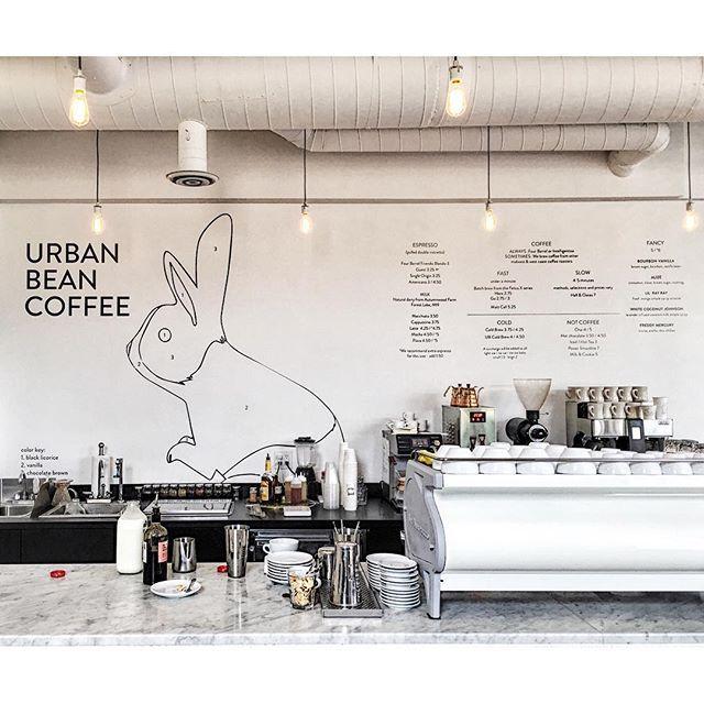 urban bean coffee