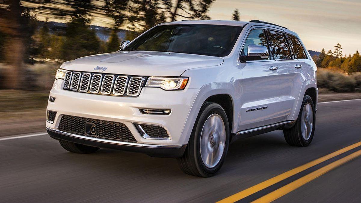 Jeep Wagoneer 2020 Price Review And Price Di 2020 Mobil Bekas