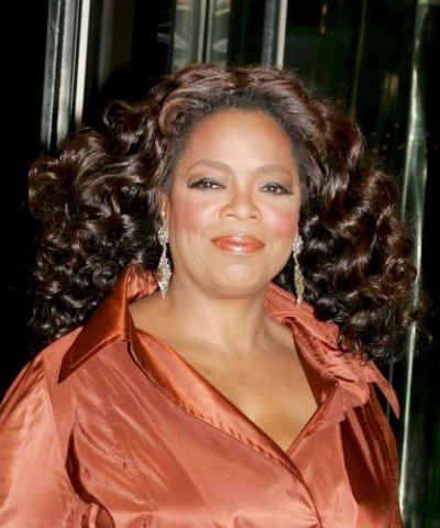10 Great Hairstyles Rocked By Oprah Winfrey Hair Styles Oprah Oprah Winfrey