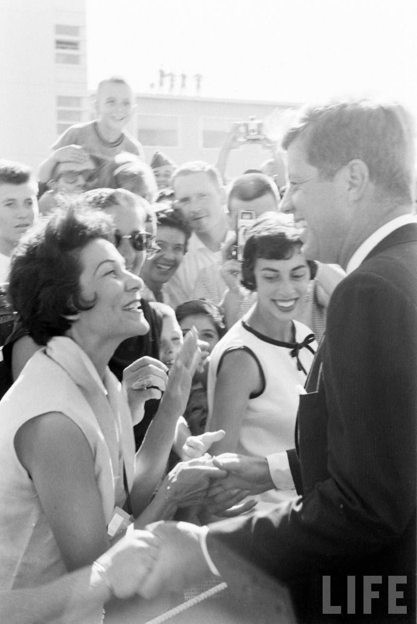 jfk dating history