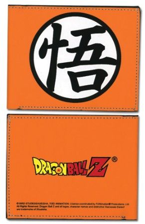 Dragon Ball Z Wallet: Gokus Symbol