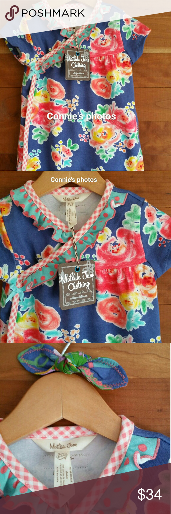 342b383d2 Matilda Jane romper NWT Matilda Jane GOING PLACES romper 18-24 months. From  the