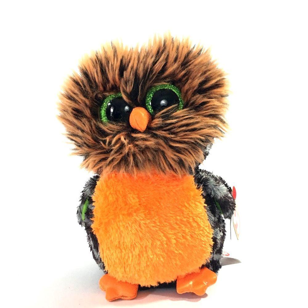 c17f918f0a0 Ty Beanie Boos Midnight the Owl 6